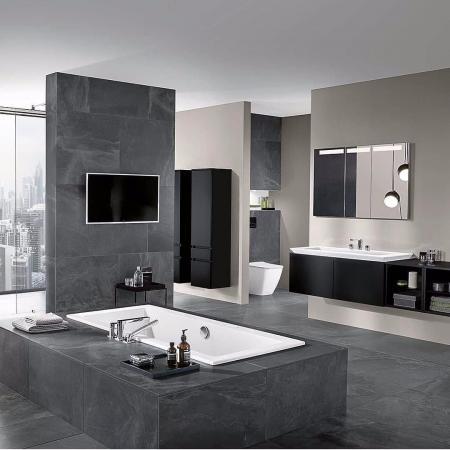 特色洗手间装修样板房