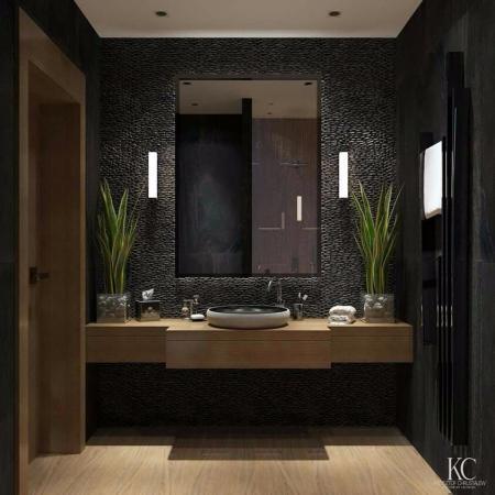 特色洗手间的装潢设计