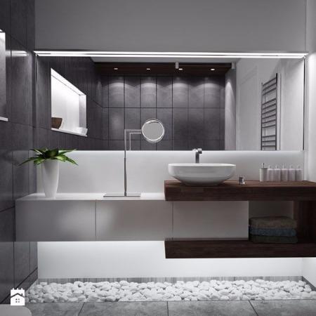 特色洗手间的装潢效果图