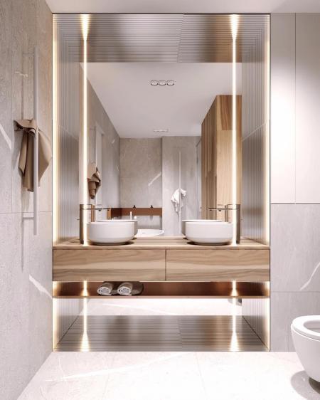 特色洗手间设计搞图