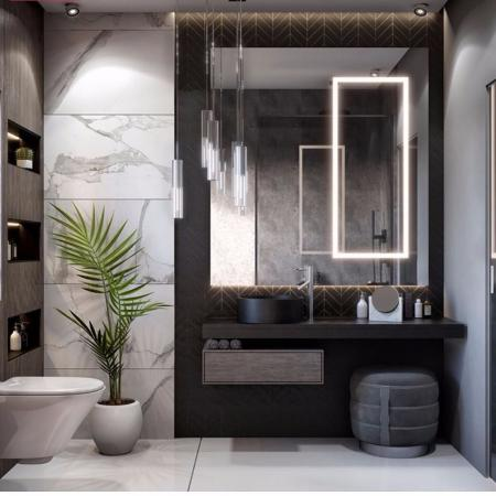 高端洗手间设计