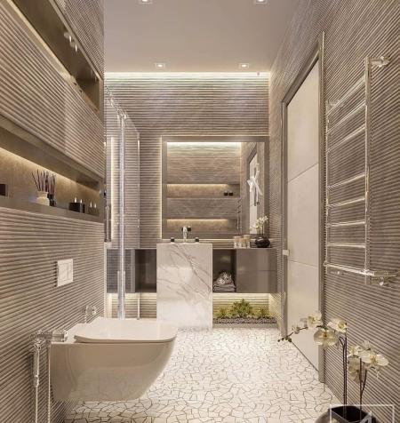高端洗手间装饰
