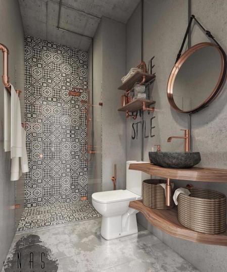 高端洗手间图设计