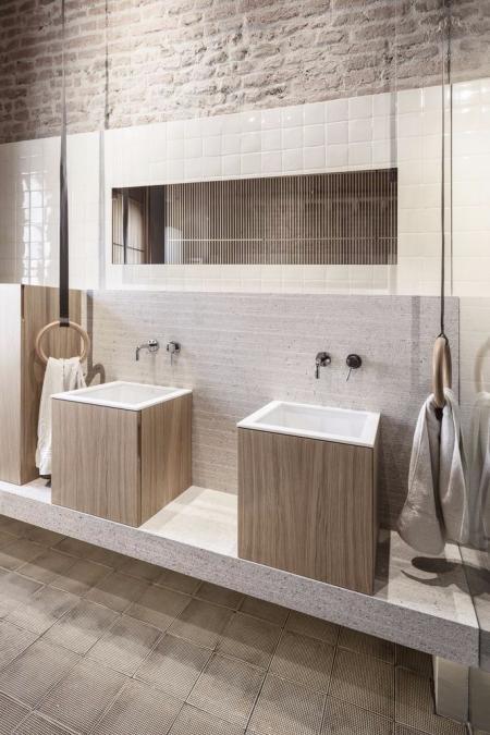 高端洗手间设计 灵感
