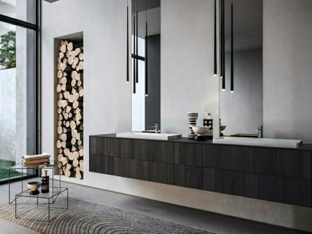 高端洗手间设计图片