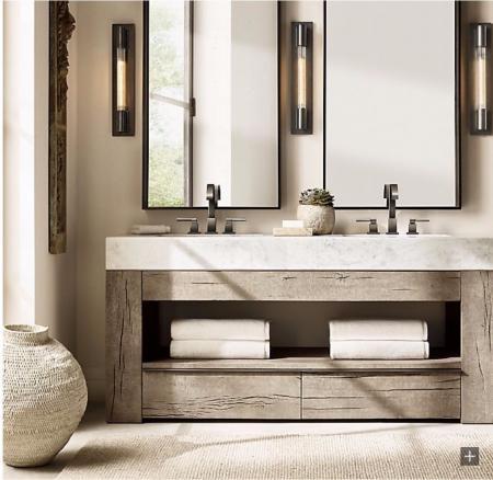 高端洗手间参考设计