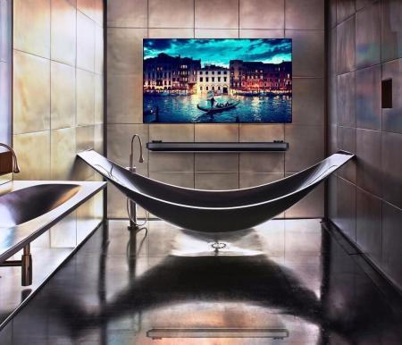 高端洗手间设计灵感