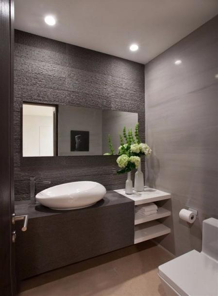高端洗手间怎么设计