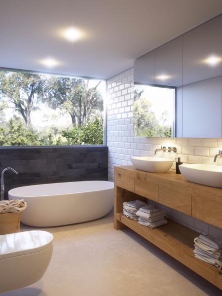 高端洗手间设计参考