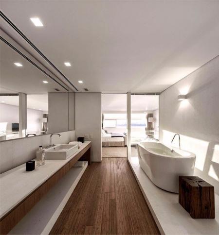 高端洗手间装修设计