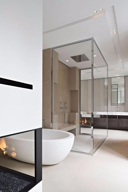 高端洗手间设计案例