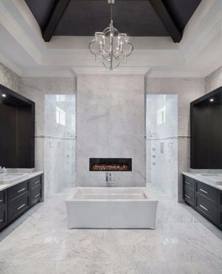 高端洗手间装潢设计