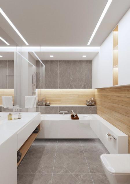 高端洗手间效果图 设计