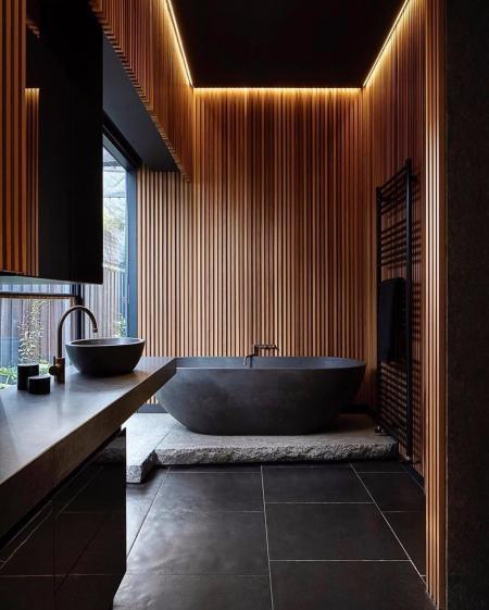 个性洗手间设计