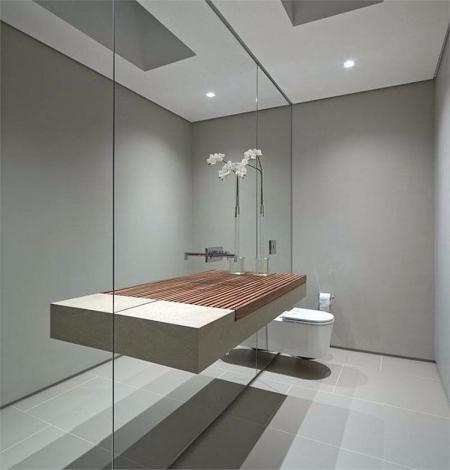 个性洗手间设计 参考
