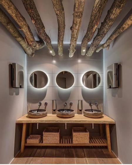 个性洗手间图片设计
