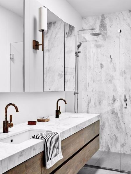 个性洗手间设计灵感
