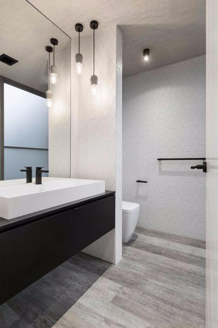 个性洗手间设计素材