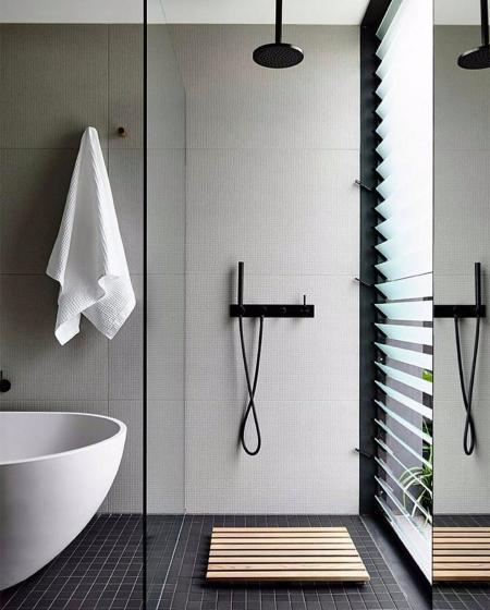 个性洗手间简单设计