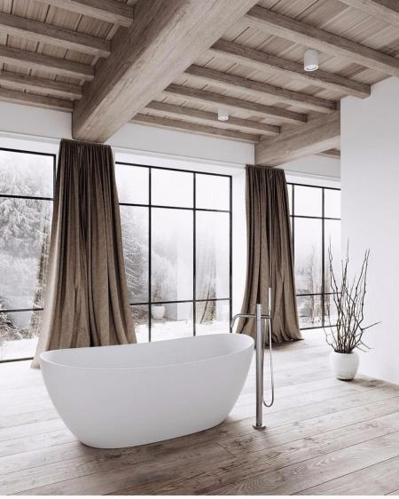 个性洗手间设计参考