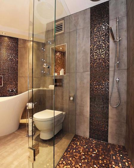 个性洗手间设计大全
