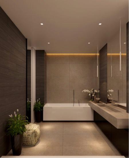 个性洗手间室内装饰