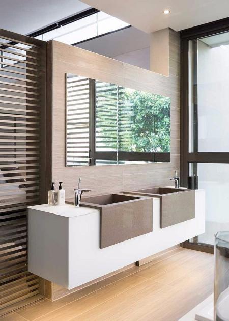 个性洗手间的装饰设计