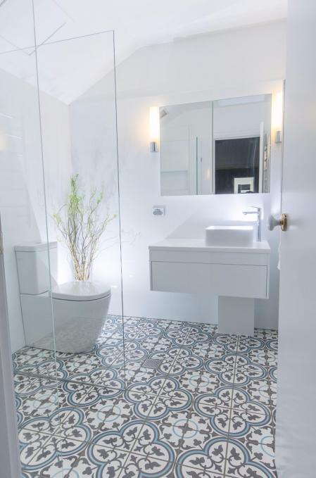 流行洗手间设计