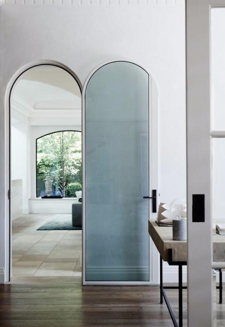 创意装饰门设计 图片