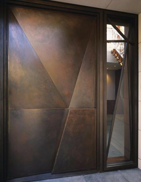 创意装饰门设计素材