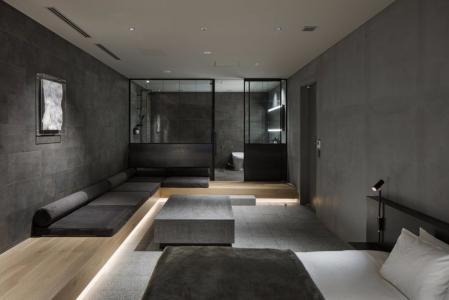 创意日式风格的装潢设计