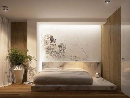 创意日式风格装潢样板房