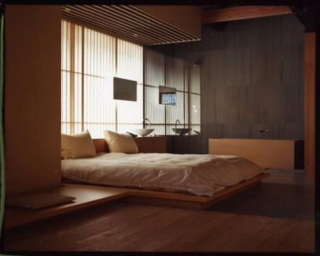 特色日式风格的样板房