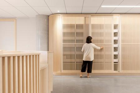 特色日式风格装潢样板房