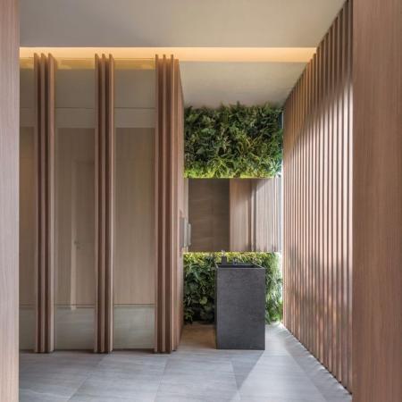 高端日式风格室内装饰