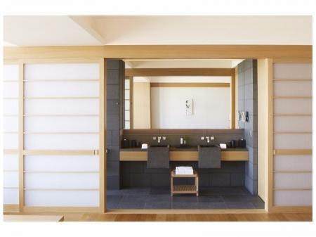 高端日式风格装潢样板房