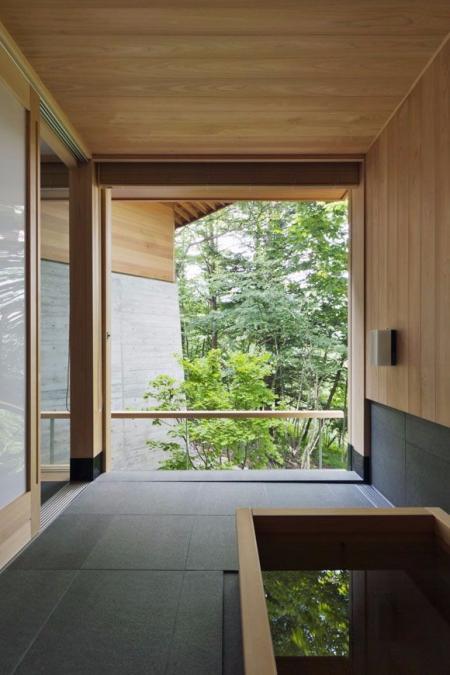 个性日式风格的样板房