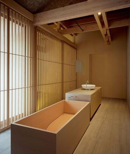 个性日式风格装修样板房