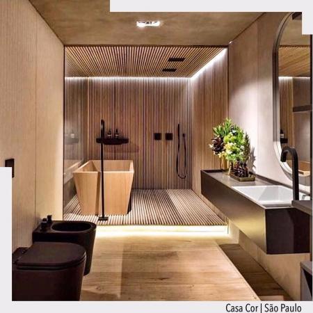 个性日式风格装潢样板间