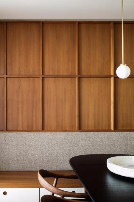流行日式风格装饰样板间