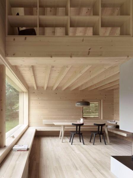 最流行日式风格装修样板房