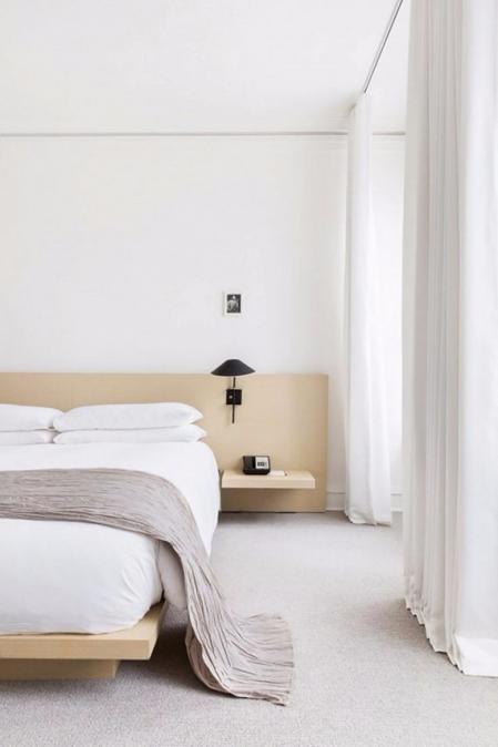 最流行日式风格装潢样板房