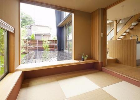 时尚日式风格室内装饰