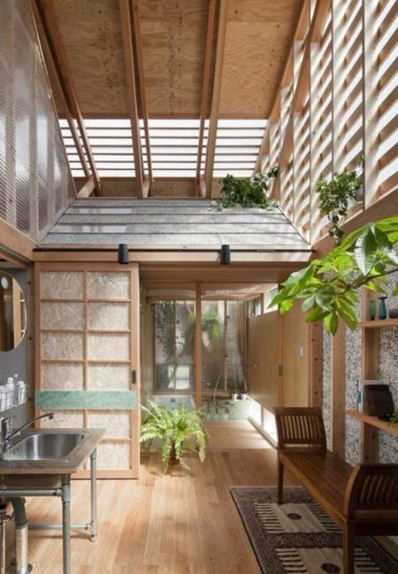 时尚日式风格装修样板房