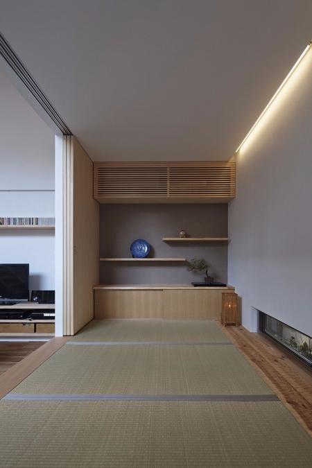 网红日式风格的装潢设计
