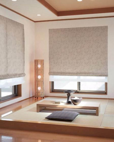 网红日式风格装饰样板房