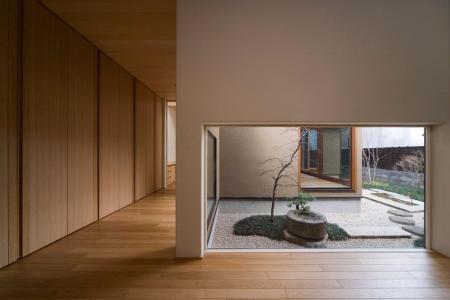小清新日式风格的样板间
