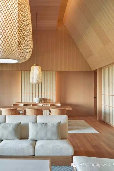 小清新日式风格装饰设计