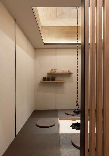 小清新日式风格室内图片