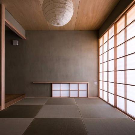 小清新日式风格室内素材